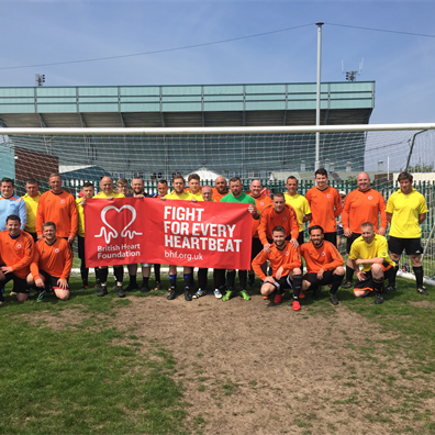 image from event 'Charity Football Game '