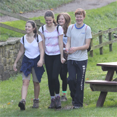 image from event 'Cheadle Hulme School Annual Hike'
