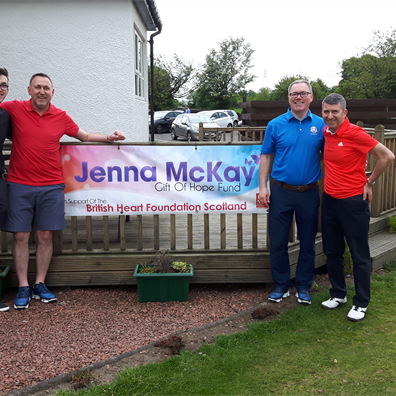 image from event 'Jenna McKay - Texas Scramble - Erskine Golf Club on the 18.05.18'