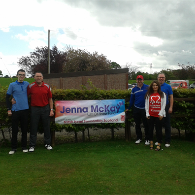 image from event 'Erskine Golf Club - Texas Scramble - 2017 - Jenna McKay'