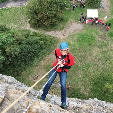 image from event 'Face your fear Abseil (with Denmans)'