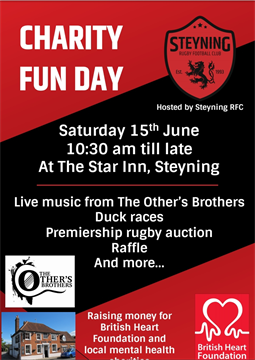 Image for Fund:  Family fun day Steyning RFC