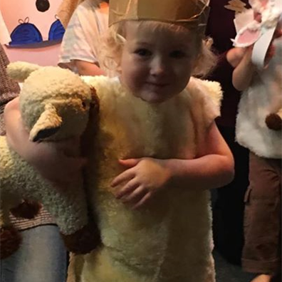 image from event 'Grove Preschool Nativity '