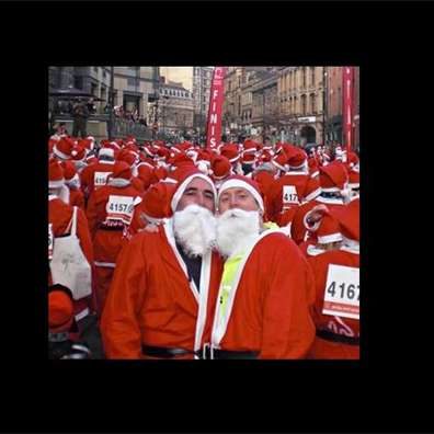 image from event 'Guildford Santa Jog'