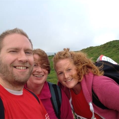 image from event 'Thompson Trio Hadrian Wall Hike'