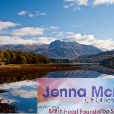image from event 'Ben Nevis Challenge Jenna McKay BHF 2016'
