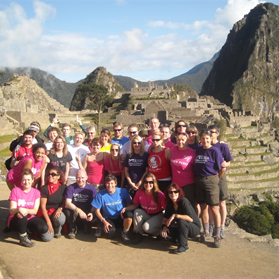 image from event 'Tribute Trek to Machu Picchu'