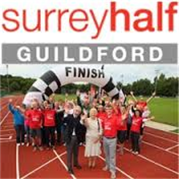 Image for Fund: Surrey Half Marathon