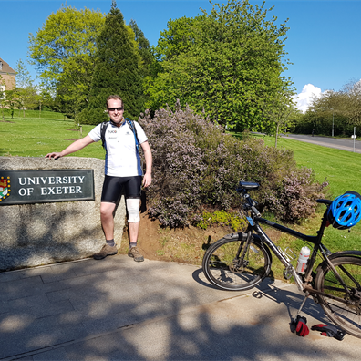 image from event 'The Manchester to Exeter Challenge.'