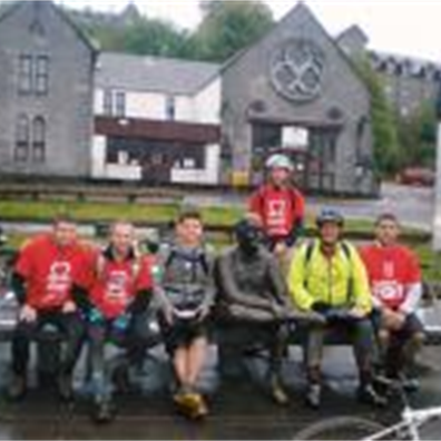 image from event 'West Highland Way Cycle Challenge- Group 4 Clydebank'